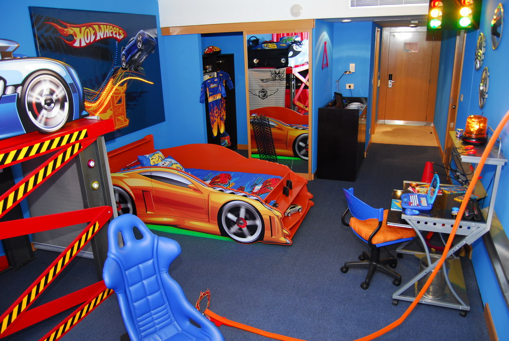 HotWheels Room