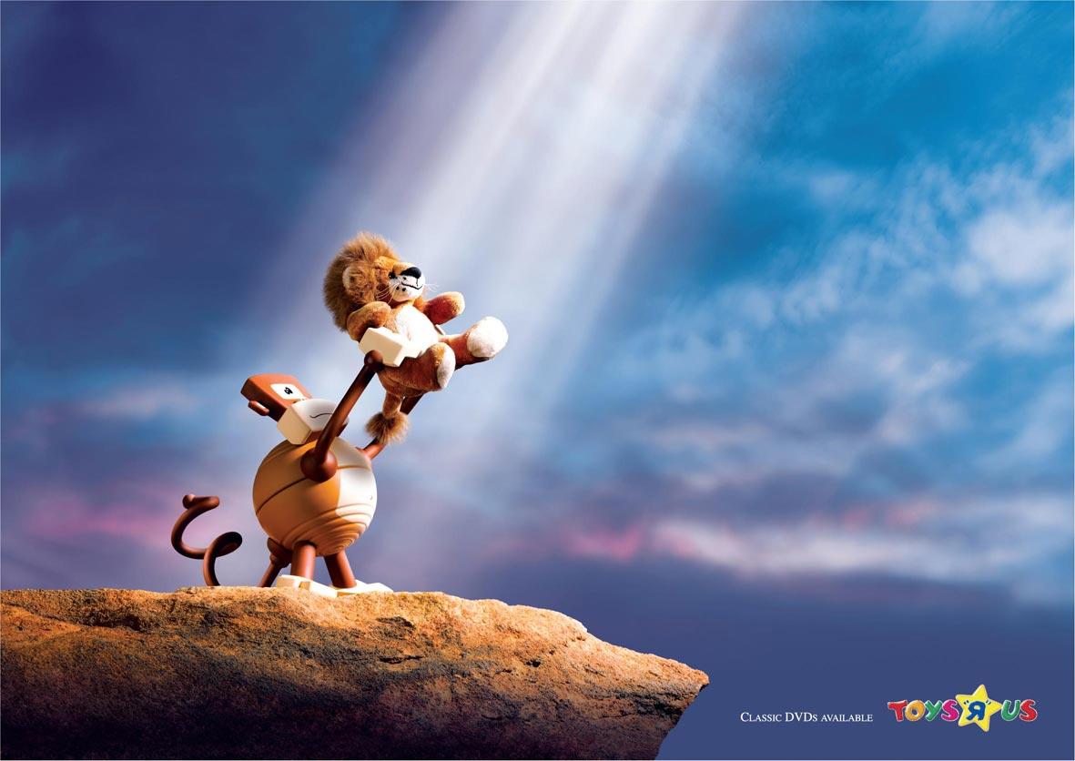 toys rey leon