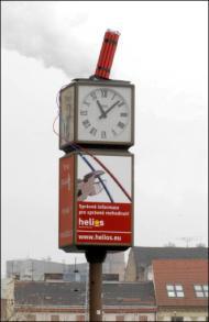 reloj dinamita