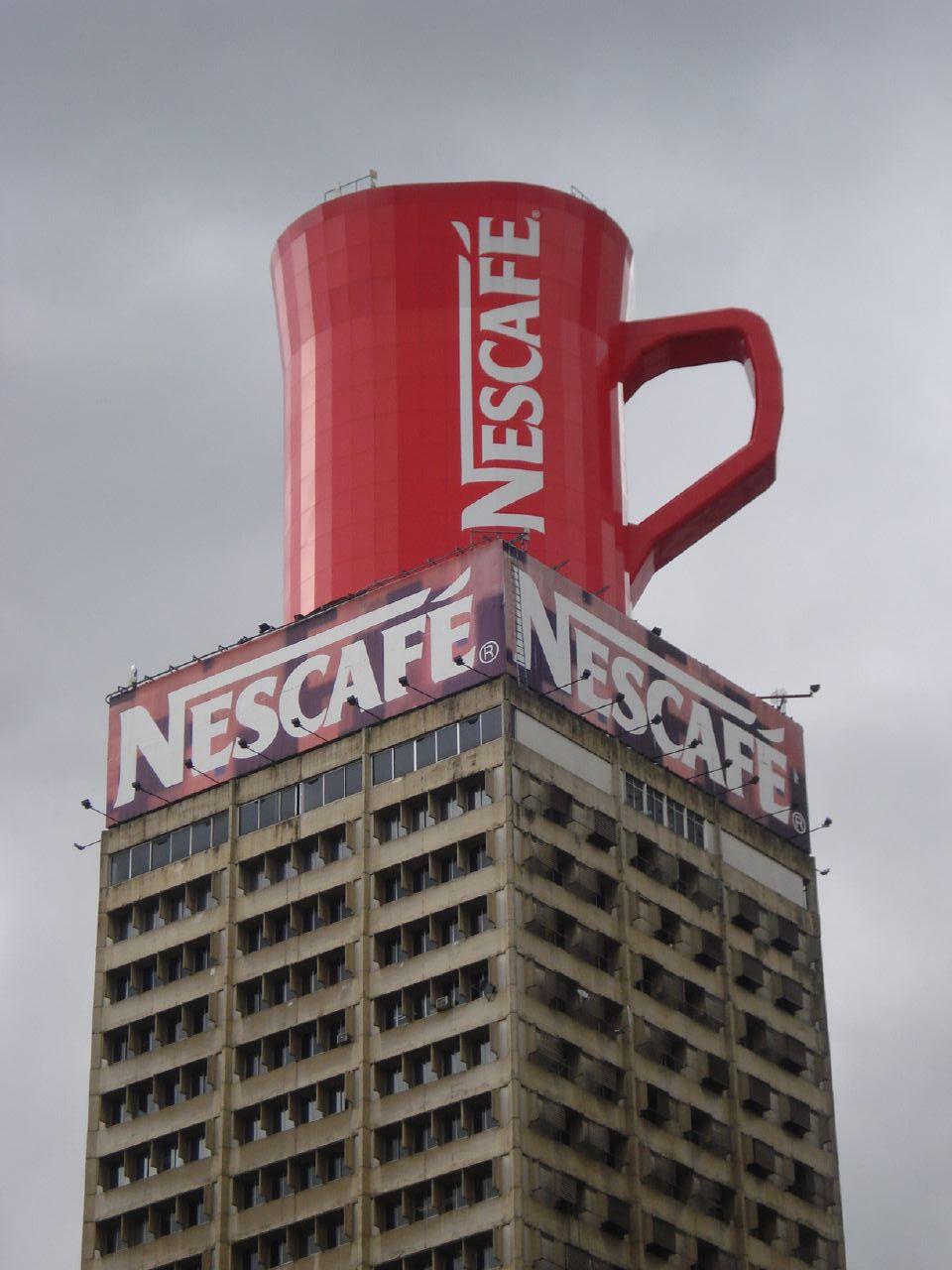 Gran taza de nescaf openads for Banco exterior empleo caracas