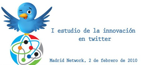 estudio innovacion twitter spain madrid network Cool Insights