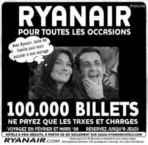 RyanairSarkozy