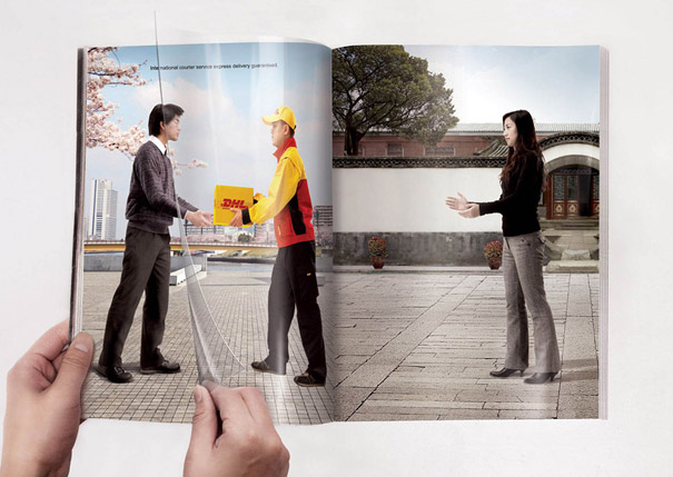 magazine ads dhl 1