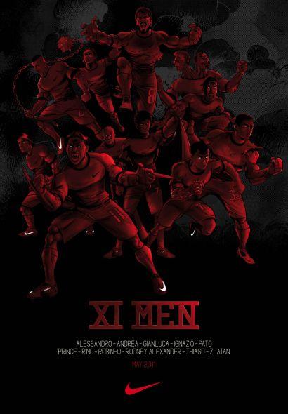 Nike XI Men