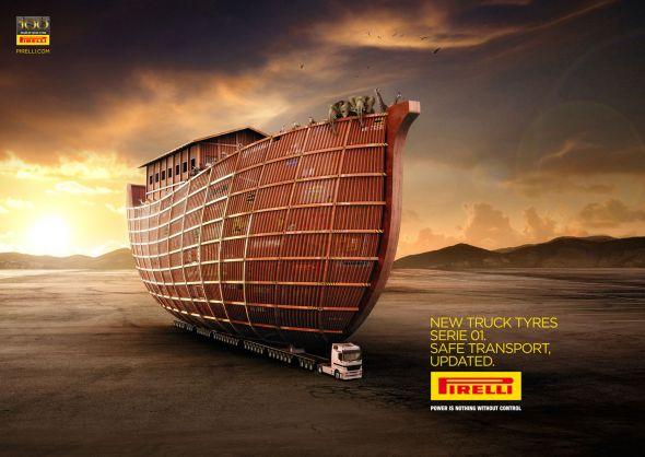 pirelli truck tyres noahs ark