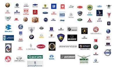 Los secretos del origen de los logotipos de las marcas de coches en OpenAds