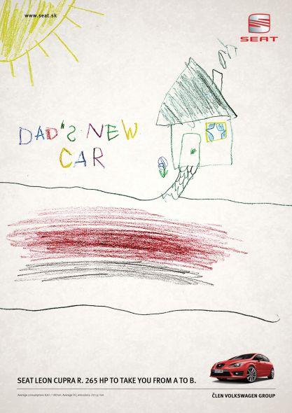 seat cupra r dads car 1