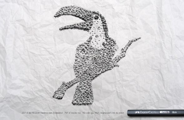 fabercastell tucan