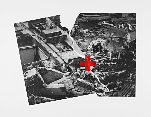 red cross lebanon earthquake