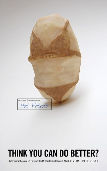 wyse advertising hot potato