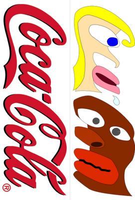 Coca cola subliminal