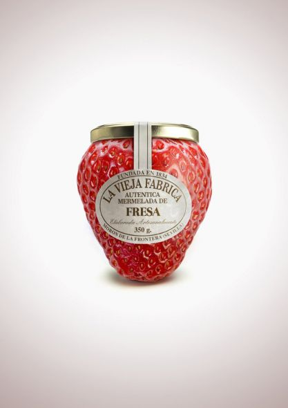 jam la vieja fabrica strawberry