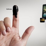 veja for ipad fingers oil