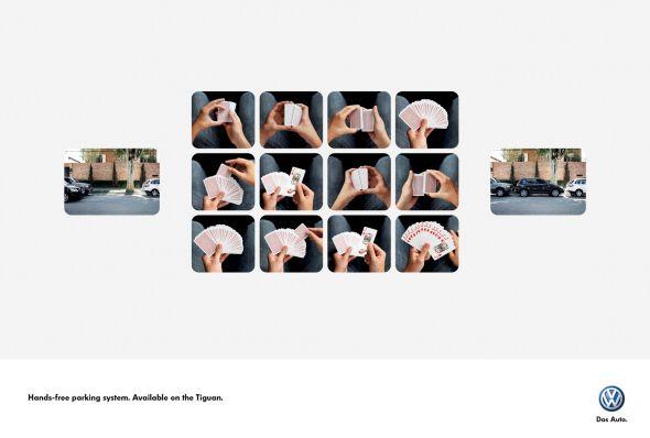 volkswagen tiguan cards