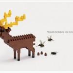 nanoblock deer
