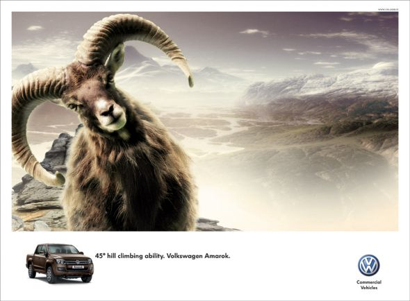 volkswagen amarok goat