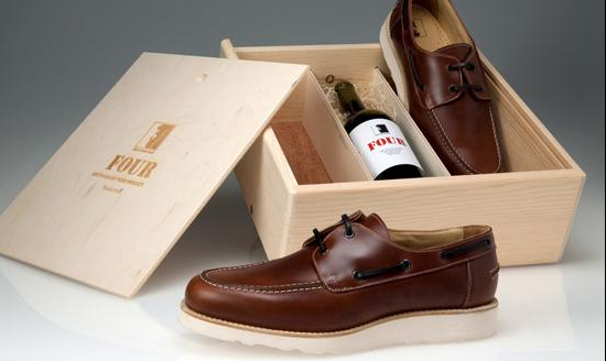packaging zapatos