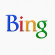 Logotipo de Google en Bing