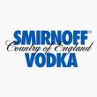 Logotipo de Absolut en Smirnoff