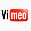 Logotipo de Youtube en Vimeo
