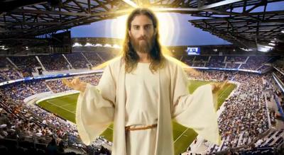 Jesus fútbol