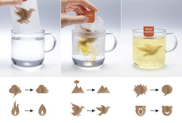 publicidad té