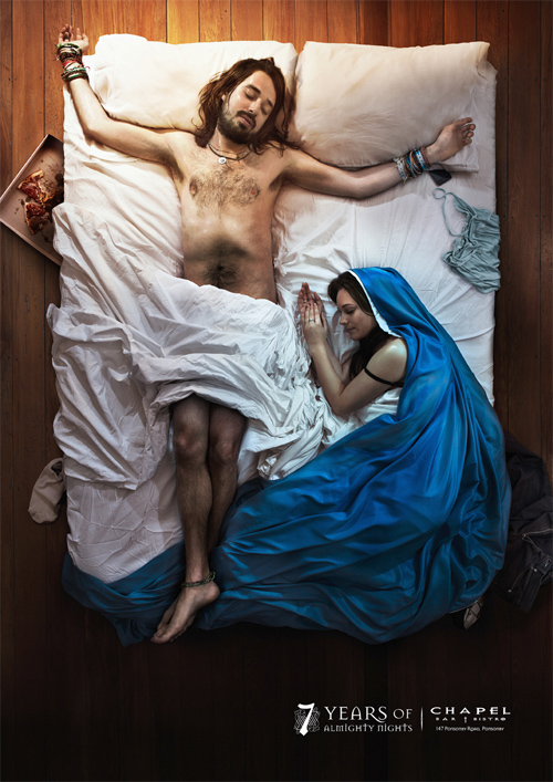 religión y publicidad