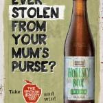honesty box cider mums purse