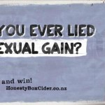 honesty box cider sexual gain