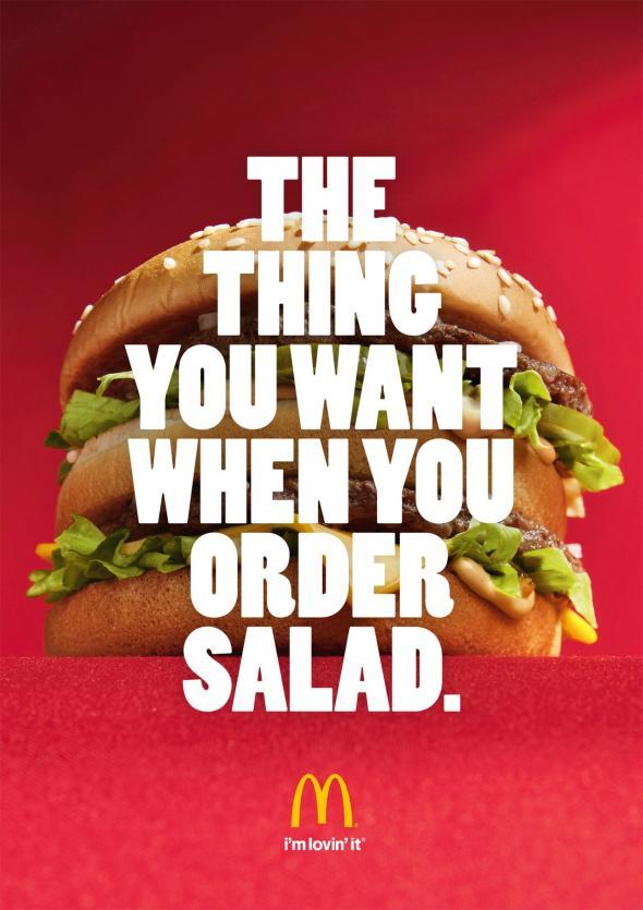 MacDonalds comida basura