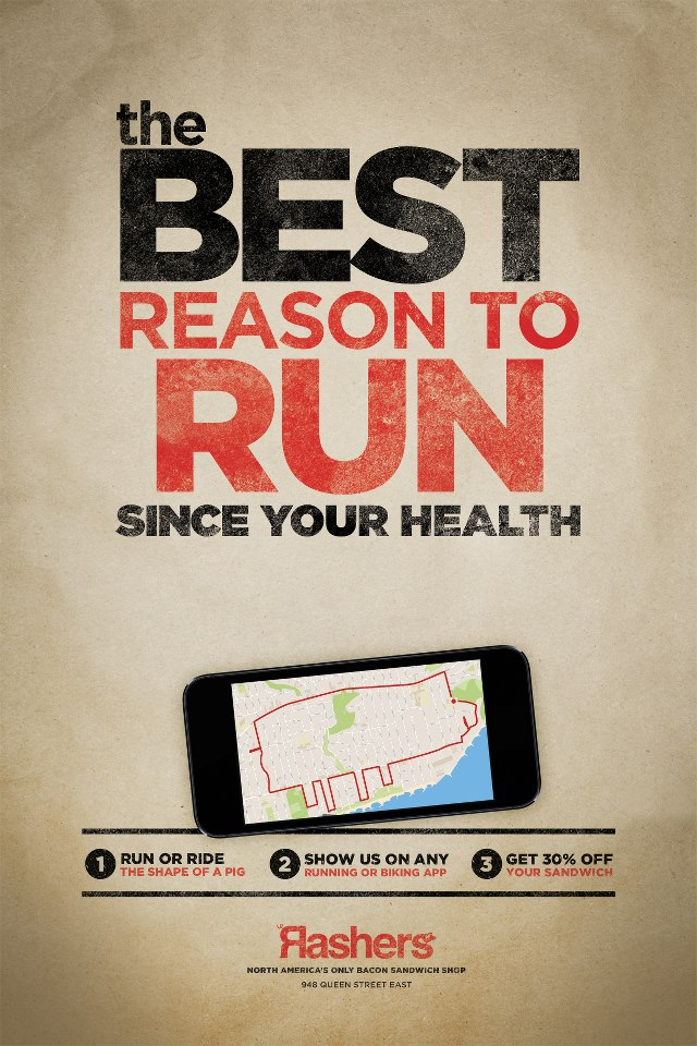 The best Reason to Run