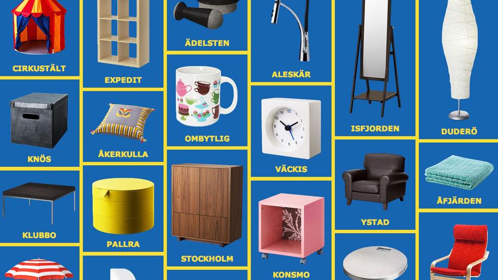 Ikea te ense a a pronunciar los nombres de sus muebles - Todos los productos de ikea ...