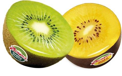 Kiwis Zespri un alimento nutritivo