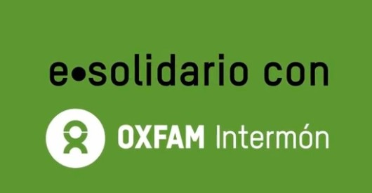 sello esolidario Oxfam intermon