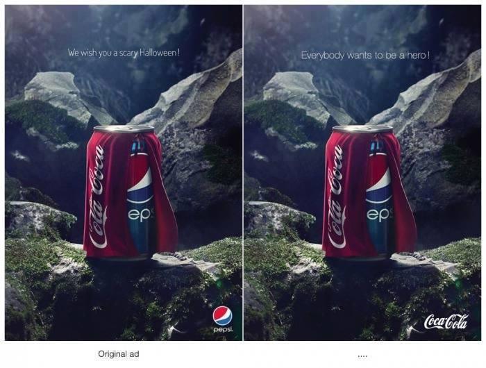 viral coca cola vs pepsi