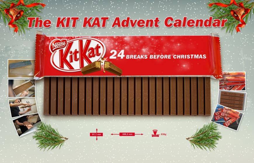 kit kat marketing directo