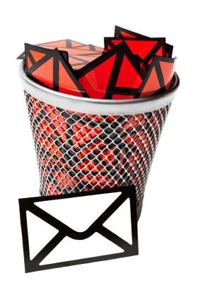 Botón de Gmail para darse de baja de las campañas de emailing