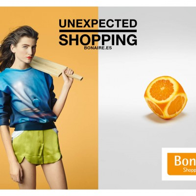 Unexpected Shopping, nueva estrategia de comunicación